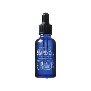 Johnny's Chop Shop Beard Oil Масло для ухода за бородой