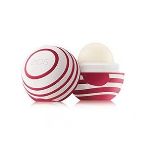 EOS Limited Edition Peppermint Cream Visibly Soft Lip Balm Лимитированный бальзам для губ Мятный