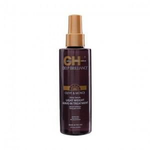 CHI Deep Brilliance Shine Serum Lightweight Leave-In Treatment Несмываемая сыворотка-шелк для волос