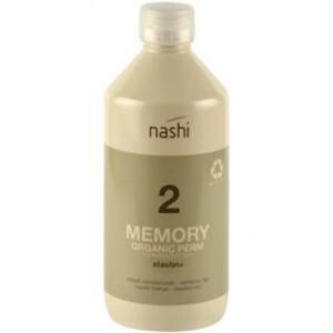 Nashi Memory Organic Perm Permanente Bio Elastin+ 2