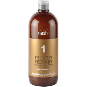 Nashi Phyto Repair Reconstruction Dual Complex 1 Shampoo Шампунь для восстановления волос Комплекс 1