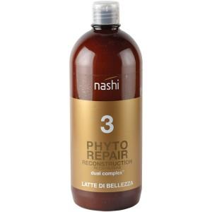 Nashi Phyto Repair Reconstruction Dual Complex 3 Beauty Milk Восстанавливающее молочко для красоты волос Комплекс 3