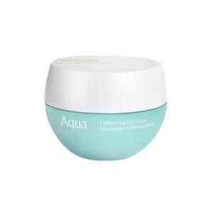 EOS Aqua Collection Exfoliating Lip Scrub Отшелушивающий скраб для губ
