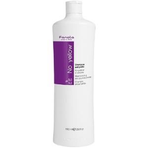 Fanola No Yellow Shampoo Шампунь для нейтрализации желтизны 1 л