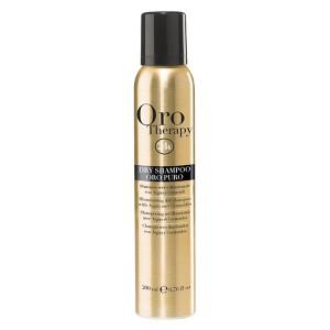 Fanola Oro Therapy Dry Shampoo Oro Puro Сухой шампунь с маслом арганы 200 мл