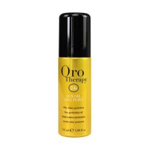 Fanola Oro Therapy Sun Oil Oro Puro Масло для защиты волос от солнца 115 мл