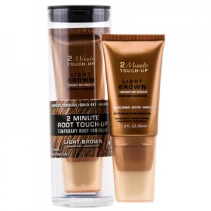 ALTERNA STYLIST 2 Minute Root Touch Up Light Brown Крем для мгновенного окрашивания отросших корней волос оттенка молоч. шокол.