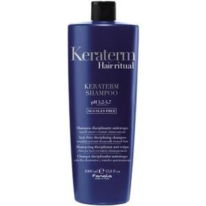 Fanola Keraterm Shampoo Шампунь для ослабленных волос 1 л
