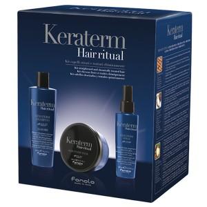 Fanola Keraterm 3 Set Набор для ослабленных волос