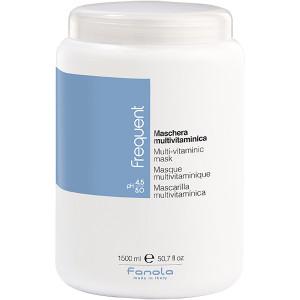 Fanola Frequent Multi-Vitaminic Mask Маска мультивитаминная