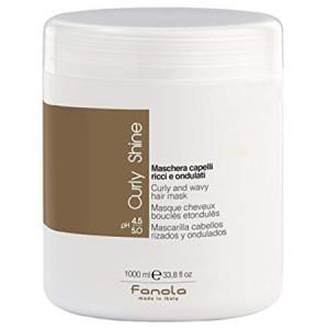 Fanola Curly Shine Curly and Wavy Hair Mask Маска для вьющихся волос