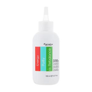 Fanola Pre Shampoo Scrubbing Gel Пилинг для кожи головы до использования шампуня