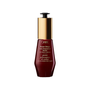 "Oribe Beautiful Color Power Drops Color Preservation Booster Золотое масло для лица ""Капля солнца"""
