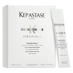 Kerastase Specifique Masquargil Маска с глиной для интенсивного очищения 20 х 10 мл