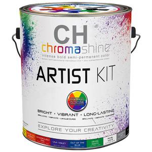 CHI Chromashine Artistic Kit Набор полуперманентной крем-краски для волос