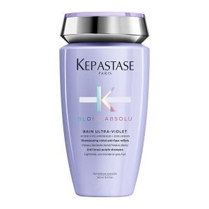 Kerastase Blond Absolu Bain Ultra Violet Шампунь для нейтрализации медности и нежелательной желтизны