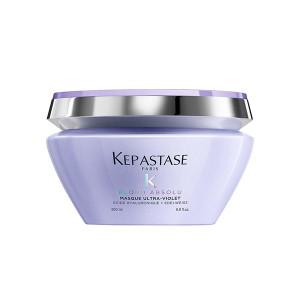 Kerastase Blond Absolu Masque Ultra Violet Маска для нейтрализации медности и нежелательной желтизны
