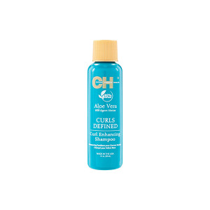 CHI Aloe Vera Curl Enhancing Shampoo Шампунь для волос активирующий завиток с Алоэ Вера 30 мл