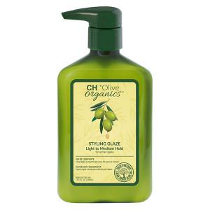 CHI Olive Organics Styling Glaze Глазурь для укладки волос 340 мл