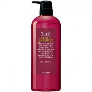 Lebel TheO Scalp Shampoo Многофункциональный шампунь