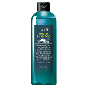 Lebel TheO Scalp Shampoo Ice Mint Шампунь для мужчин