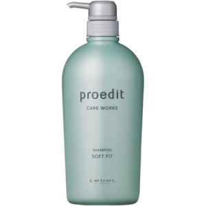 Lebel Proedit Care Works Shampoo Soft Fit Увлажняющий шампунь