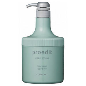 Lebel Proedit Care Works Treatment Soft Fit Увлажняющая маска