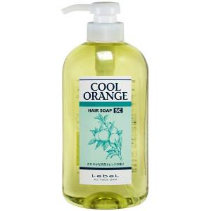 Lebel Cool Orange Hair Soap SC Шампунь для волос