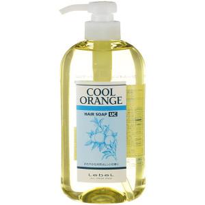 Lebel Cool Orange Hair Soap UC Шампунь для волос