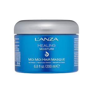 LANZA Healing Moisture Moi Moi Hair Masque Маска интенсивное восстановление