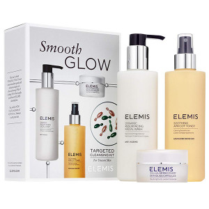 Elemis Smooth Glow Targeted Cleansing Kit Набор