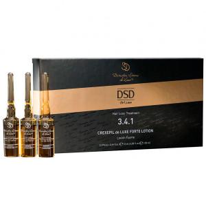 DSD de Luxe Hair Loss Treatment Crexepil Forte Lotion 3.4.1 Лосьон от выпадения волос и стимуляции роста № 3.4.1