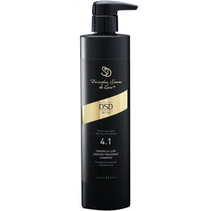 DSD de Luxe Restructuring and Hair Loss Treatment Keratin Treatment Shampoo 4.1 Шампунь восстанавливающий с кератином № 4.1