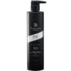 DSD de Luxe Restructuring Treatment Steel and Silk Treatment Mask 5.3 Маска восстанавливающая № 5.3