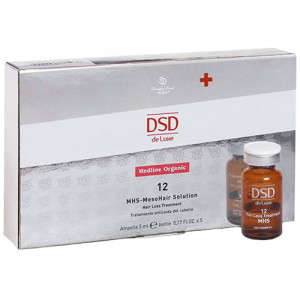 DSD de Luxe Medline Organic 012 MHS-MesoHair Solution Препарат для мезотерапии