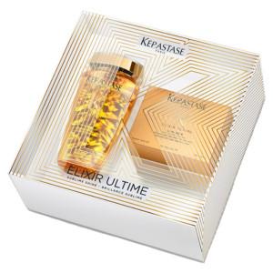 Kerastase Elixir Ultime Весенний подарочный набор для придания сияния тусклым волосам