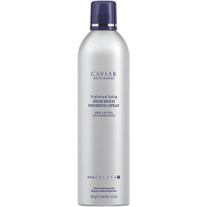ALTERNA CAVIAR ANTI-AGING Professional Styling High Hold Finishing Spray Лак-спрей сильной фиксации 340 г