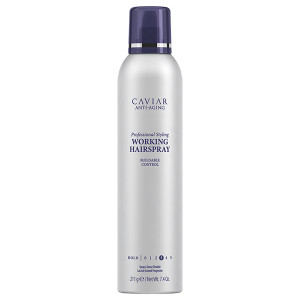 ALTERNA CAVIAR ANTI-AGING Professional Styling Working Hairspray Лак-спрей подвижной фиксации 211 г