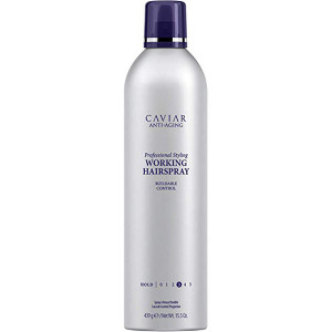 ALTERNA CAVIAR ANTI-AGING Professional Styling Working Hairspray Лак-спрей подвижной фиксации 439 г