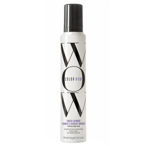 Color WOW Brass Banned Correct & Perfect Mousse For Blonde Hair 200 мл