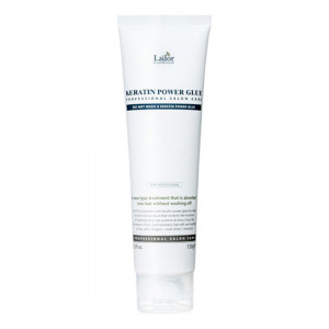 Lador Keratin Power Glue Сыворотка-бальзам для посеченных кончиков волос 150 мл