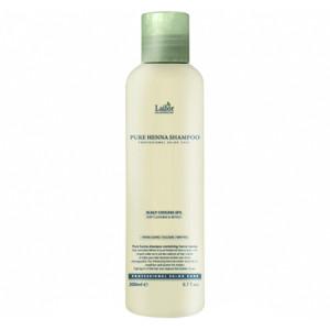 Lador Pure Henna Shampoo Шампунь с хной, кактусом и ментолом 200 мл
