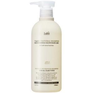 Lador Triplex Natural Shampoo Шампунь с протеинами шелка и кератином 530 мл
