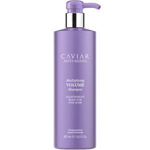ALTERNA CAVIAR ANTI-AGING Multiplying Volume Shampoo Шампунь для объема с экстрактом икры 487 мл