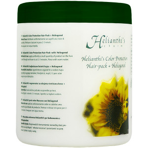 ORising Helianthi's Color Protection Hair-Pack + Heliogenol Маска-бальзам для защиты цвета окрашенных волос 750 мл