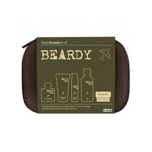 Nashi Argan Beardy Travel Set Дорожный набор для ухода за бородой