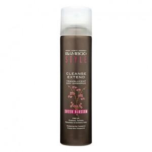 ALTERNA BAMBOO STYLE Cleanse Extend Translucent Dry Shampoo Sheer Blossom Сухой шампунь с цветочным ароматом