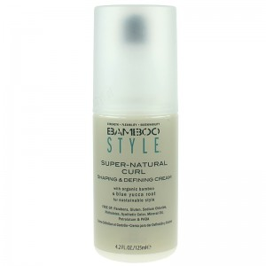 ALTERNA BAMBOO STYLE Super-Natural Curl Shaping & Defining Cream Крем для создания естественных локонов