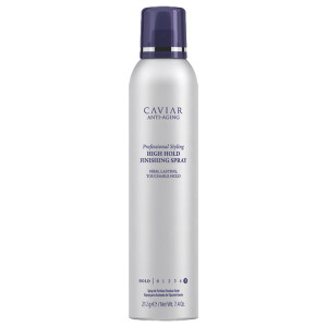 ALTERNA CAVIAR ANTI-AGING Professional Styling High Hold Finishing Spray Лак-спрей сильной фиксации 212 г