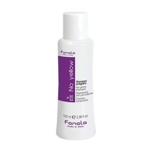 Fanola No Yellow Shampoo Шампунь для нейтрализации желтизны 100 мл